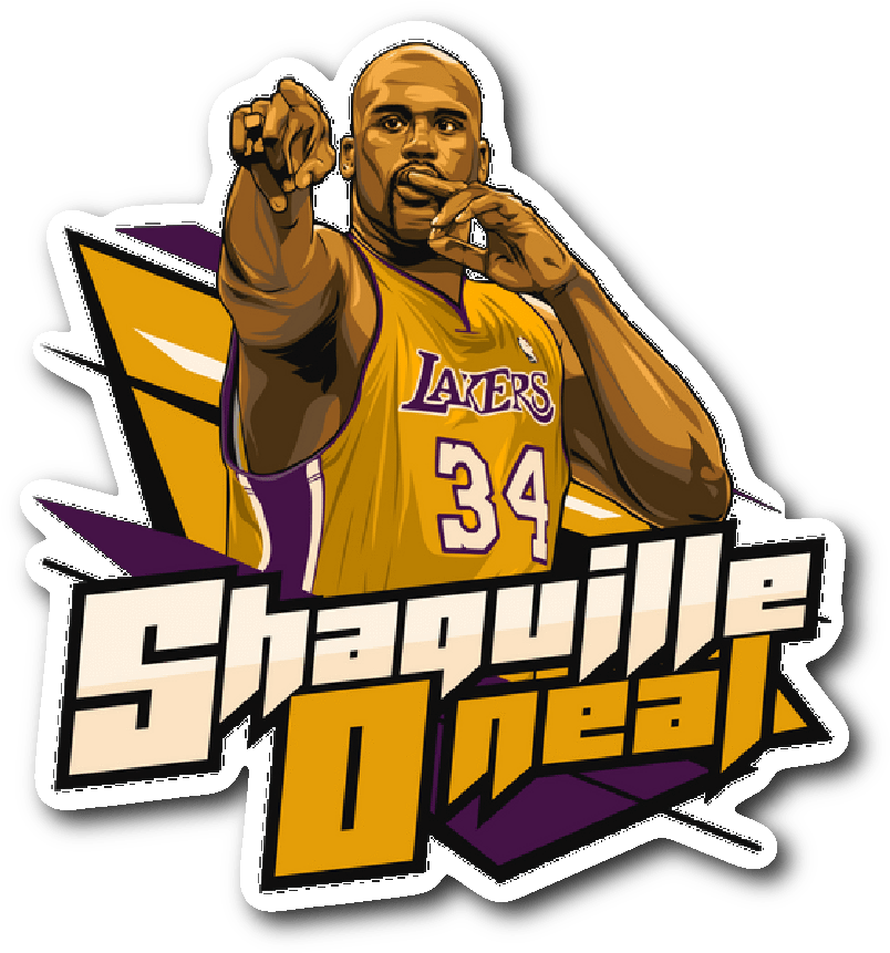 Shaquille O\'neal Lakers Png, png collections at sccpre.cat.