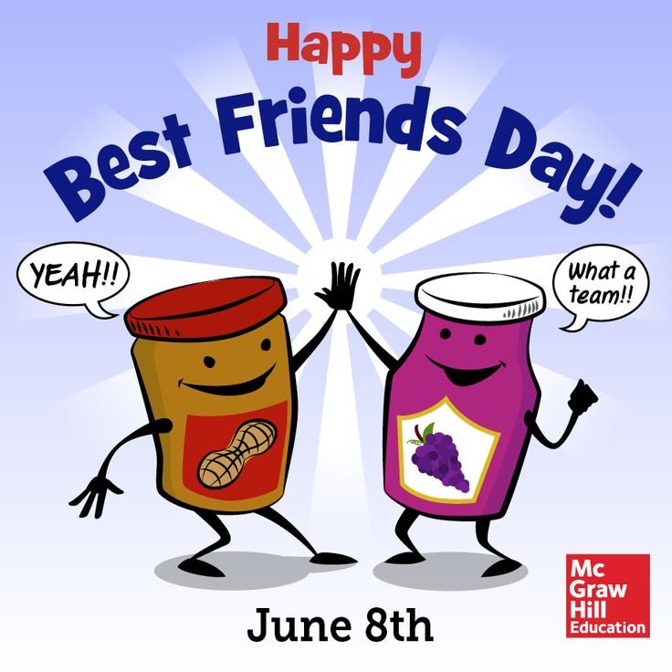 45 Beautiful Best Friends Day Wish Pictures To Share With.