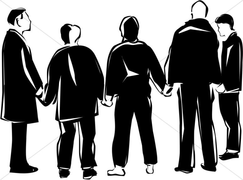 Prayer clipart art graphic image sharefaith 5.
