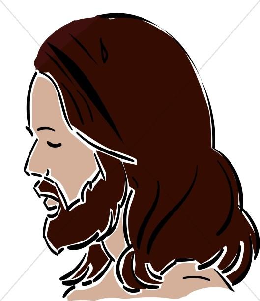 Jesus clipart clip art graphics images sharefaith 7.