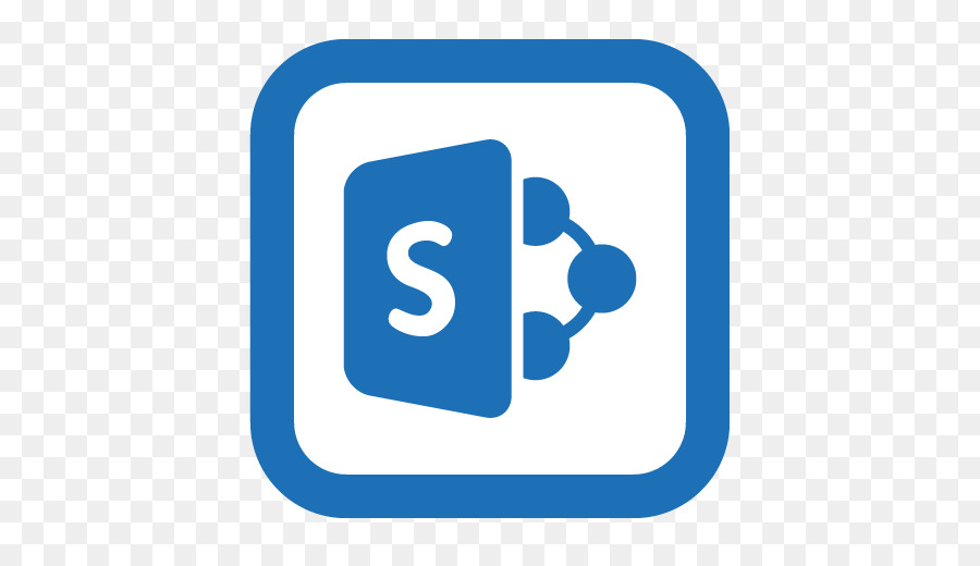 Sharepoint Icon clipart.