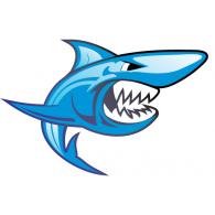 Shark Bite Vector.