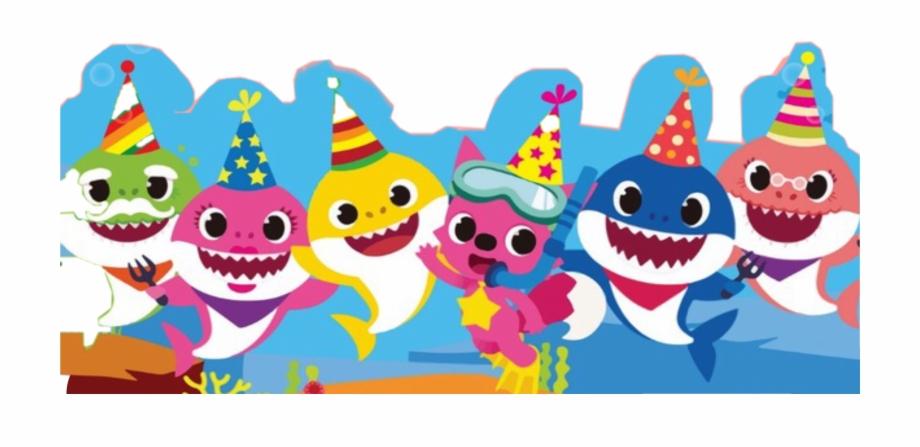 Babyshark Sticker.