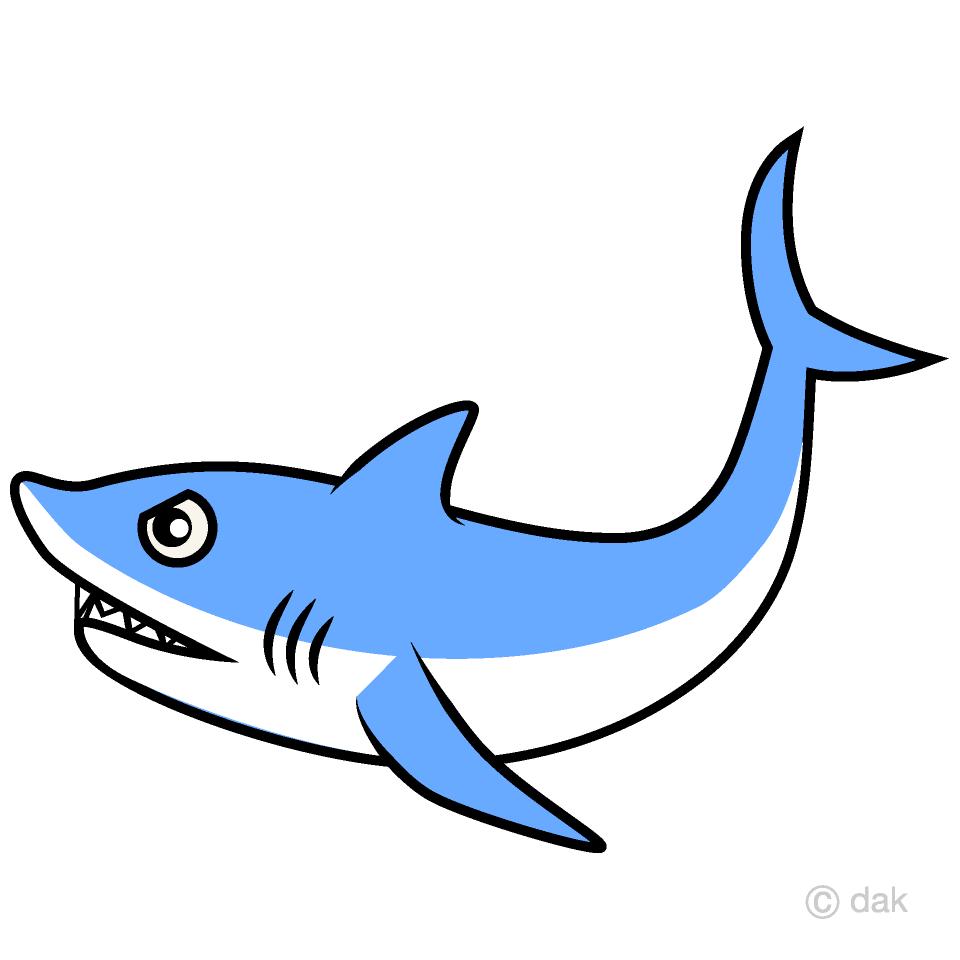 Shark Clipart Free Picture|Illustoon.