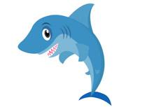 Free Shark Clipart.