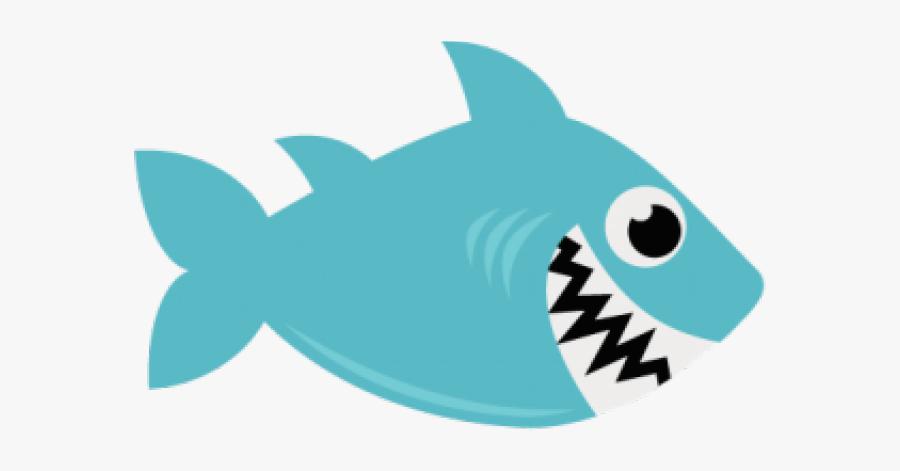 Cute Cartoon Shark Png , Free Transparent Clipart.