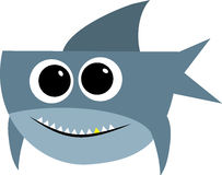 Shark Open Mouth Cartoon Stock Illustrations.