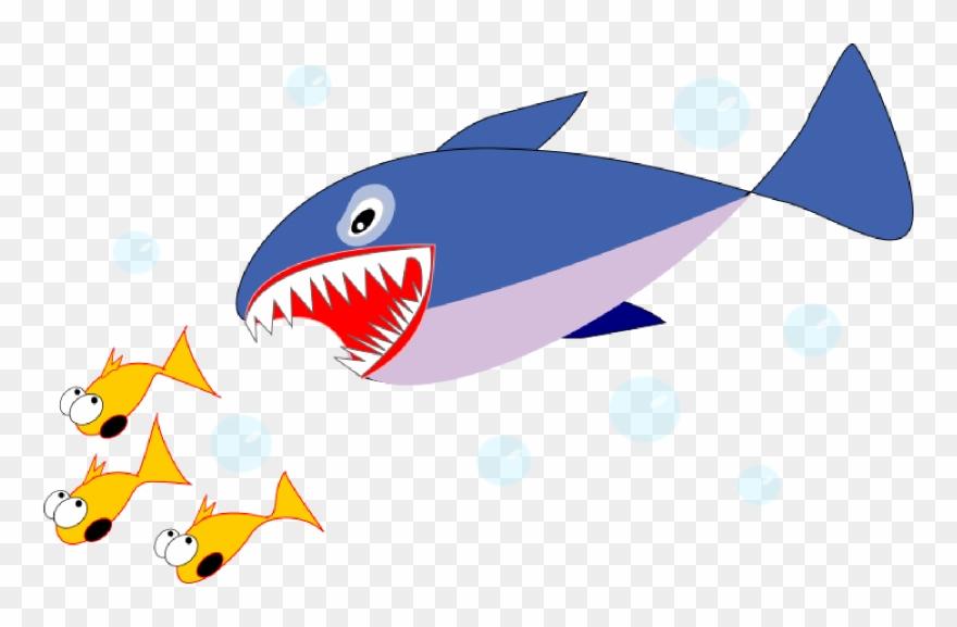 Shark Clip Art Free Vector In Open Office Drawing Svg.