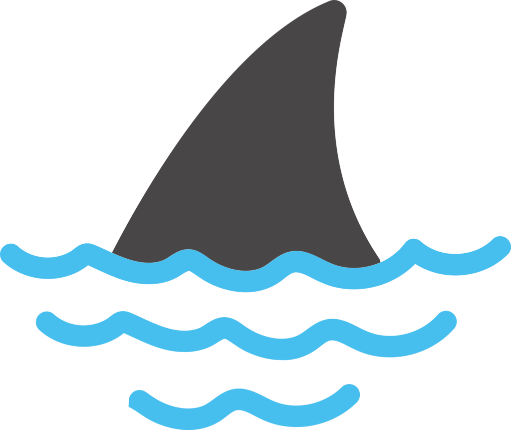 Shark fin clipart clipart images gallery for free download.