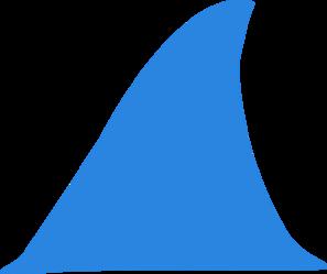 Shark Fin Clipart.