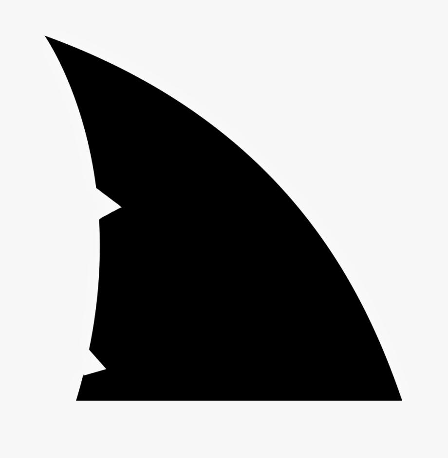 Shark Fin Homepage Clip Art.