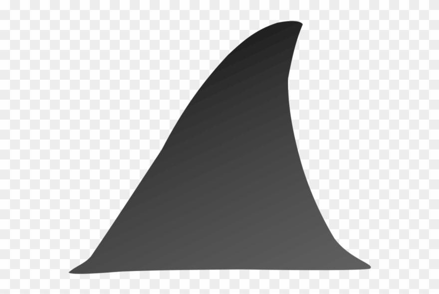 Fins Clipart Shark Fin.