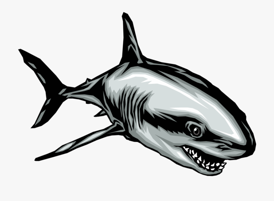 Shark Fish Clipart Png Free Download.