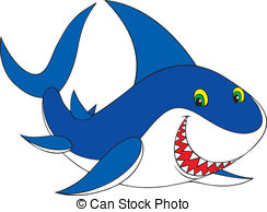 Shark Illustrations and Clipart. 15,074 Shark royalty free.