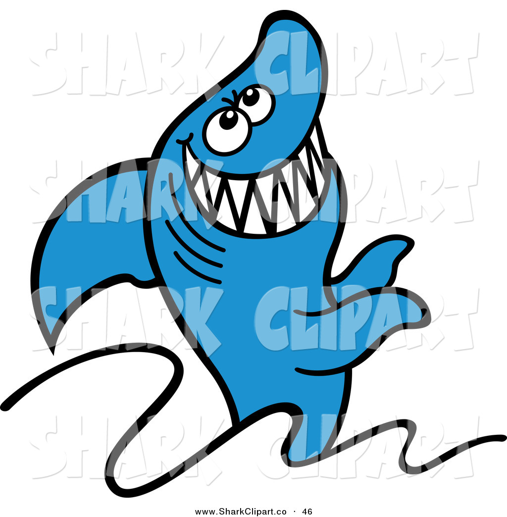 Showing post & media for Cartoon shark jumping out.