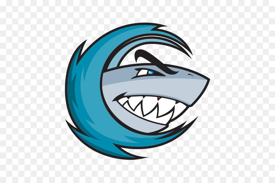 Shark Logo clipart.