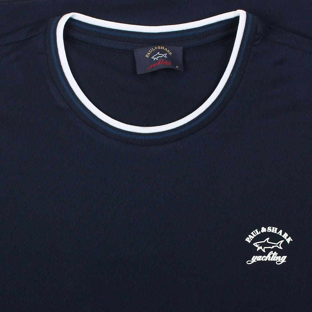 Navy / White Logo T.