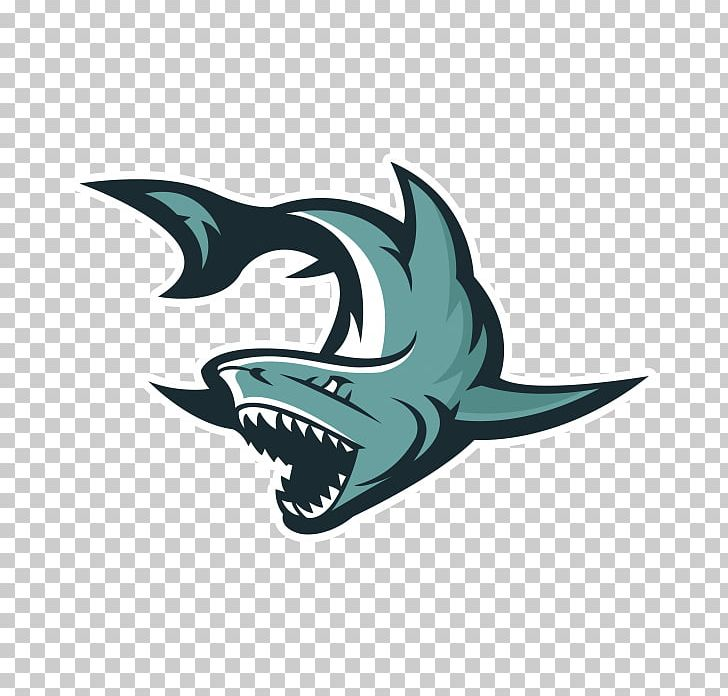 Requiem Shark Logo Electronic Sports PNG, Clipart, Animals.