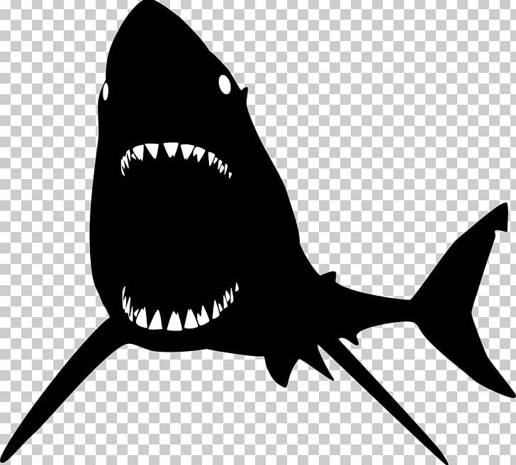 Blue Shark Mouth PNG, Clipart, Animals, Black And White.