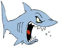 Shark Mouth Clipart.
