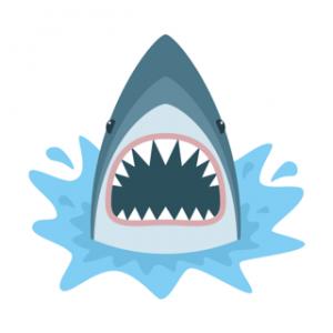 Shark Teeth OOh Ha Ha.
