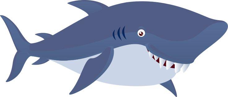 Shark Clip Art Images.