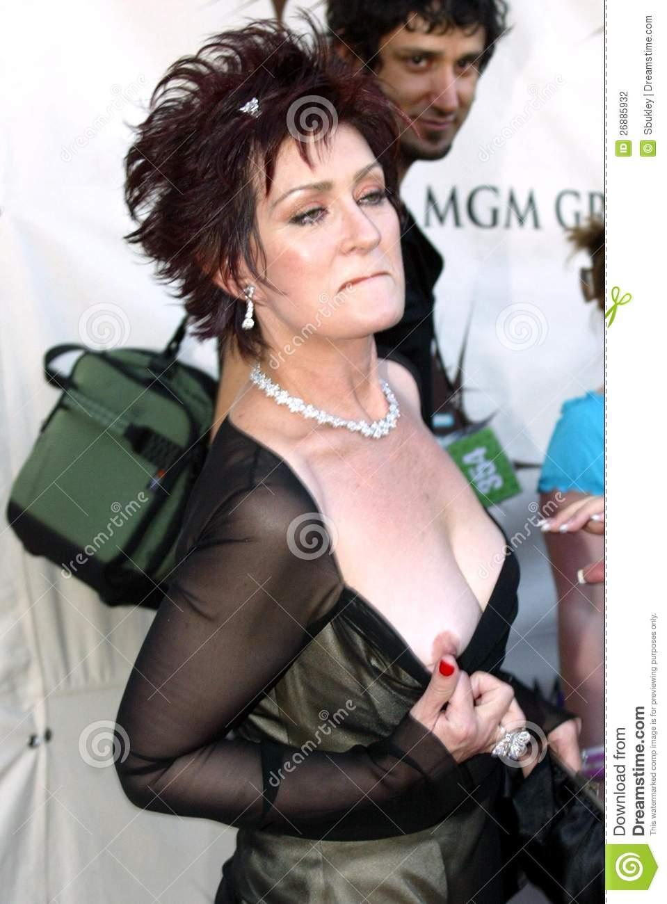 Sharon Osbourne Editorial Photography.