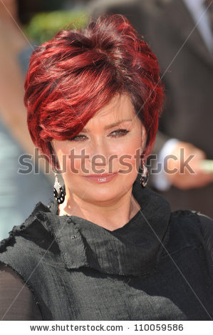 Sharon Osbourne Stock Photos, Royalty.