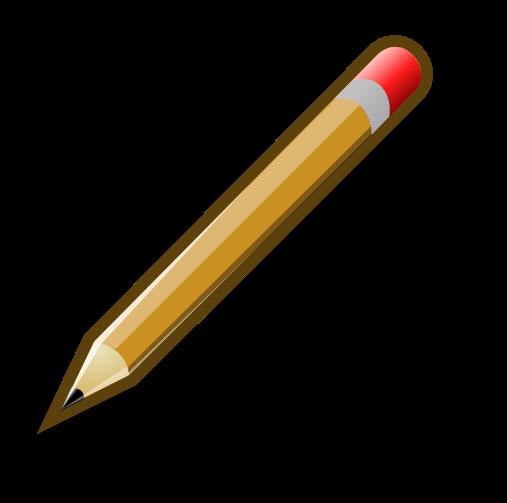 Sharp Pencil Clipart