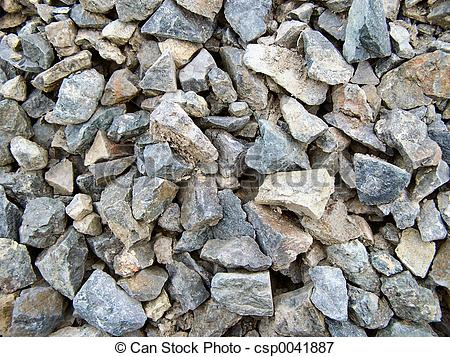 Picture of Sharp Rocks.