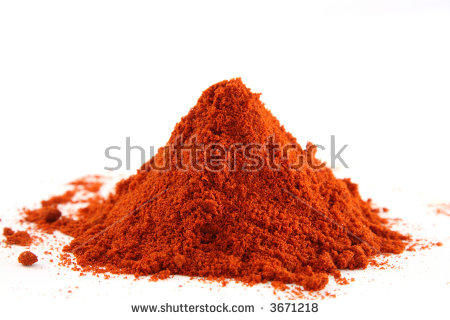 Paprika Spice Stock Photos, Royalty.