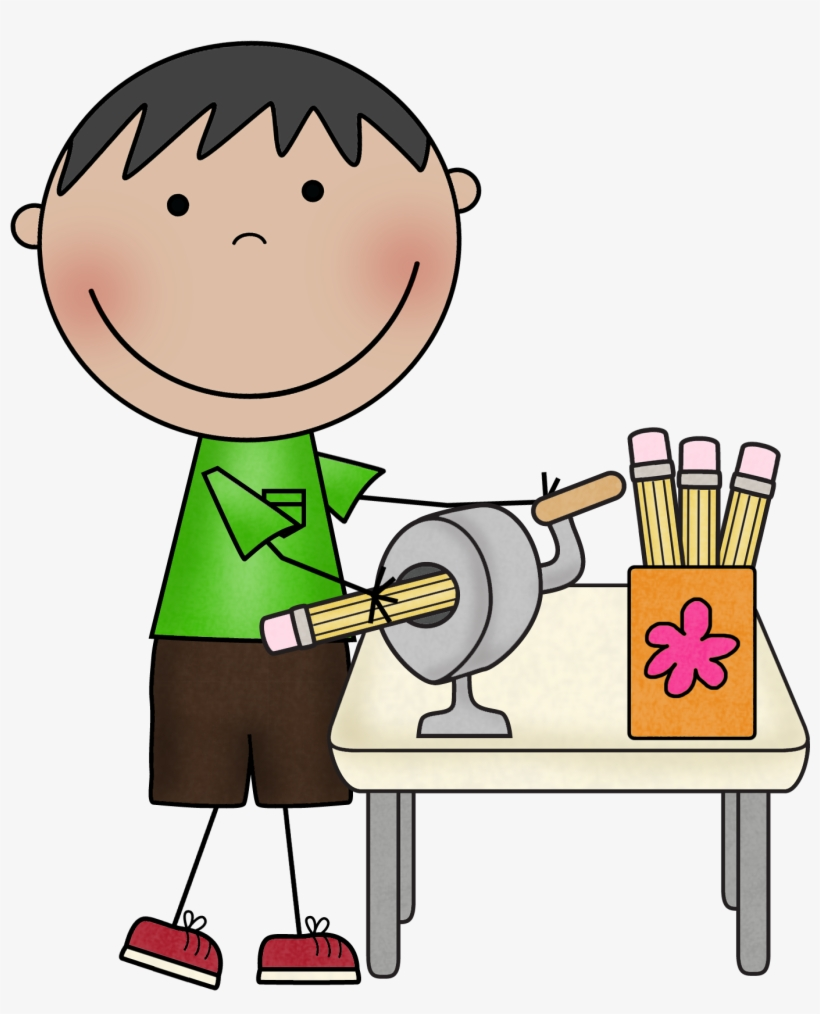Teacher Helper Clip Art.