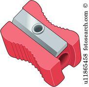 Pencil sharpener Clipart Illustrations. 1,264 pencil sharpener.