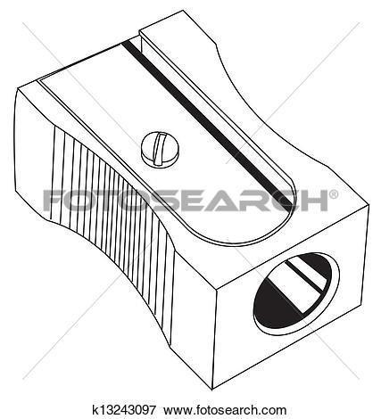 Pencil sharpener Clipart Illustrations. 1,189 pencil sharpener.