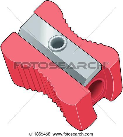 Clipart of Pencil Sharpener sharpenr.
