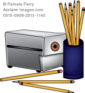 Sharpener Clip Art.
