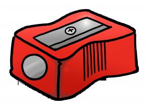 Image Of Classroom Helper Clipart Pencil Sharpener Clipart.