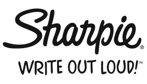Sharpie logo.