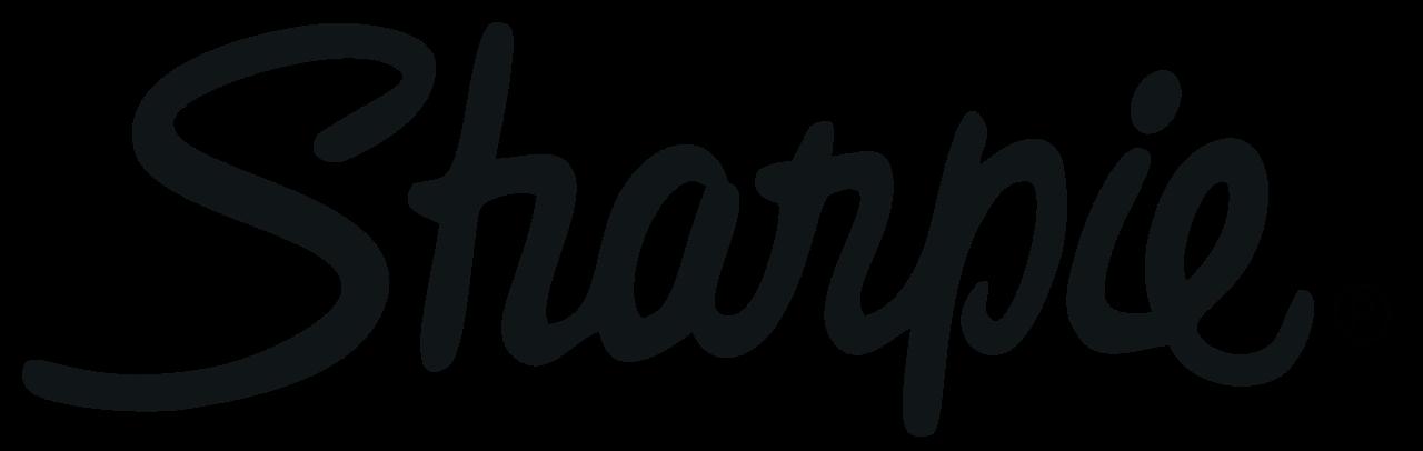 File:Sharpie Logo.svg.
