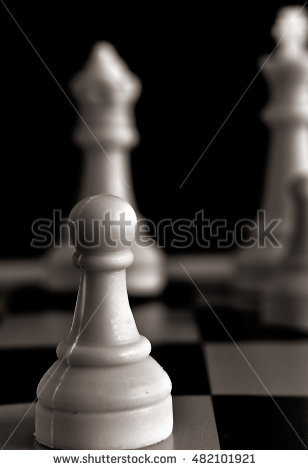 Color Pawns Stock Photos, Royalty.