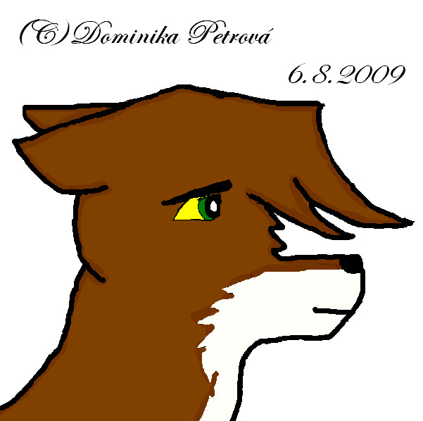 Shasta Clipart by DP.