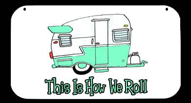 Rv'ing Clipart.
