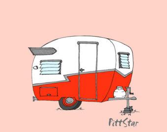 shasta trailer.