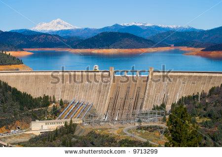 Lake Shasta Stock Photos, Royalty.