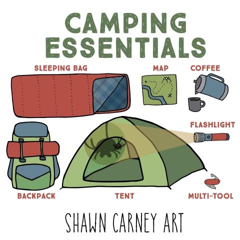 Shawn Carney Art.