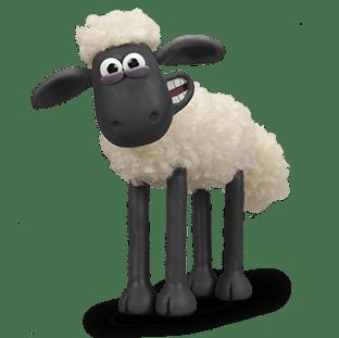 Shaun the sheep clipart 1 » Clipart Station.