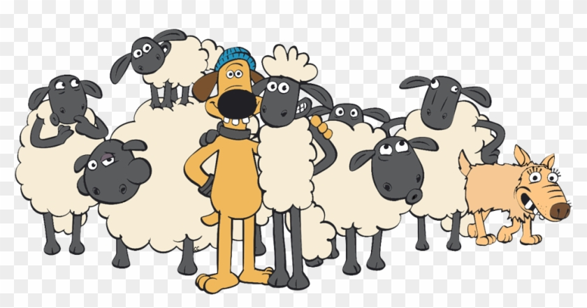 Animation Clipart Sheep.