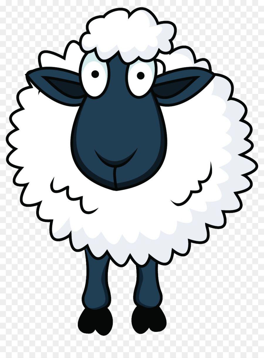 Sheep Cartoon Clip art.