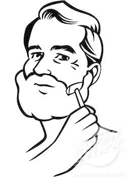 Shave clipart.