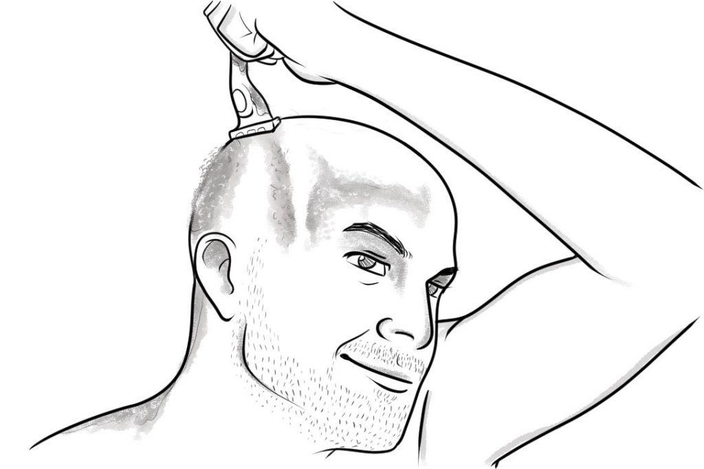 7 Things About Shaving Your Head (And When It\'s Time).